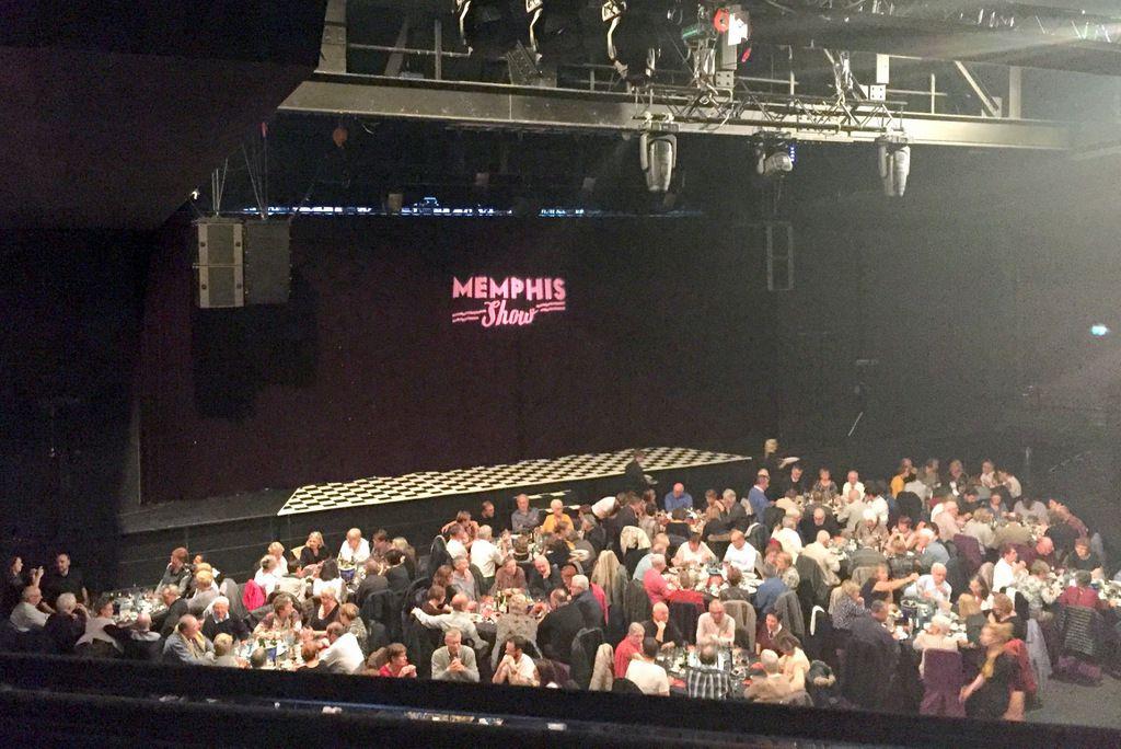 Sortie au Casino BARRIERE à Lille - MENPHIS SHOW - vendredi 9 novembre