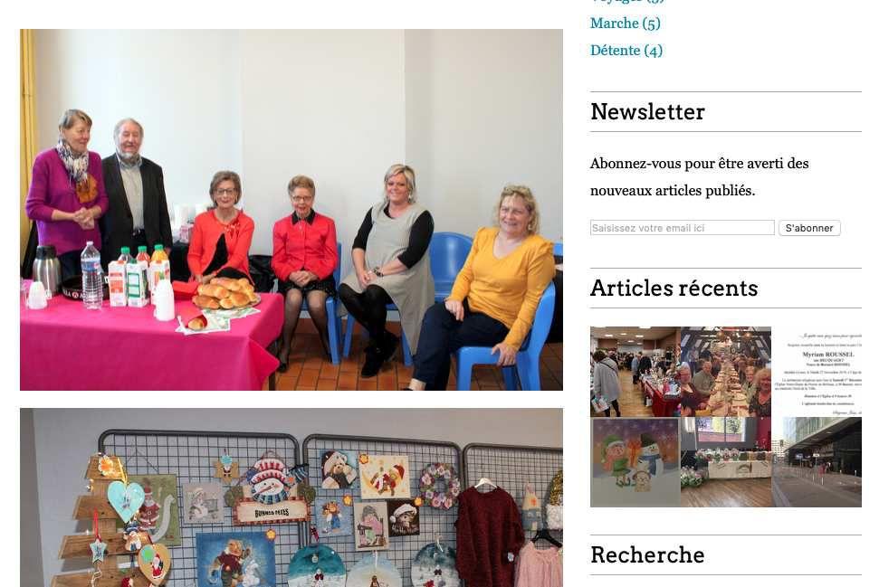 Comment s'abonner au Blog de Béthune Accueil ?