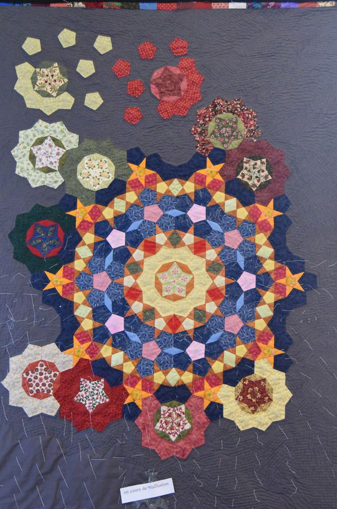 Broderie - Patchwork
