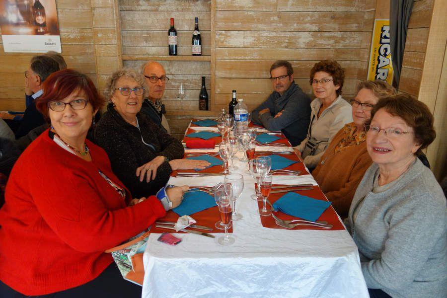 """au restaurant """"LE KIOSQUE"""" de Beauvais"""