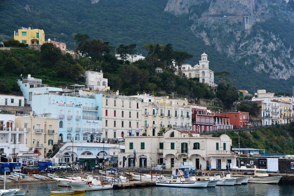 Naples, Pompéi, la Côte Amalfitaine, Capri, Sorrente...