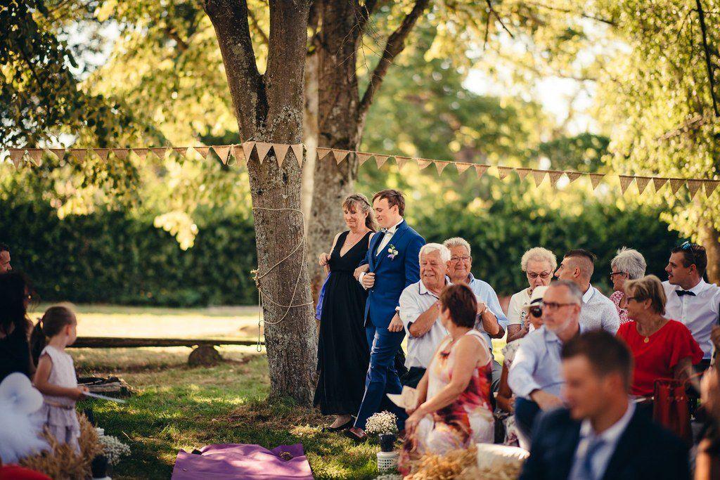 Officiant de cérémonie laïque