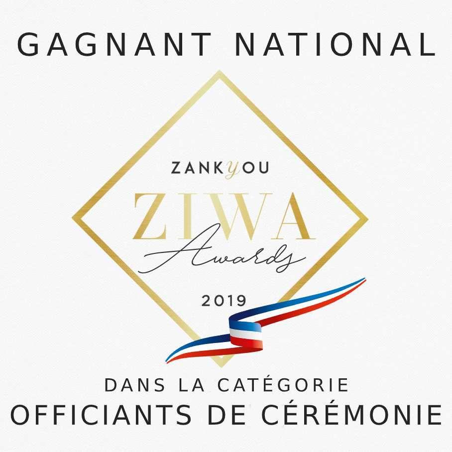 Meilleur officiant de cérémonie laïque de France