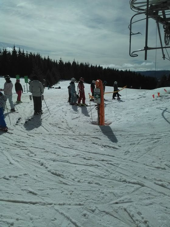 Séjour Ski - jour 3