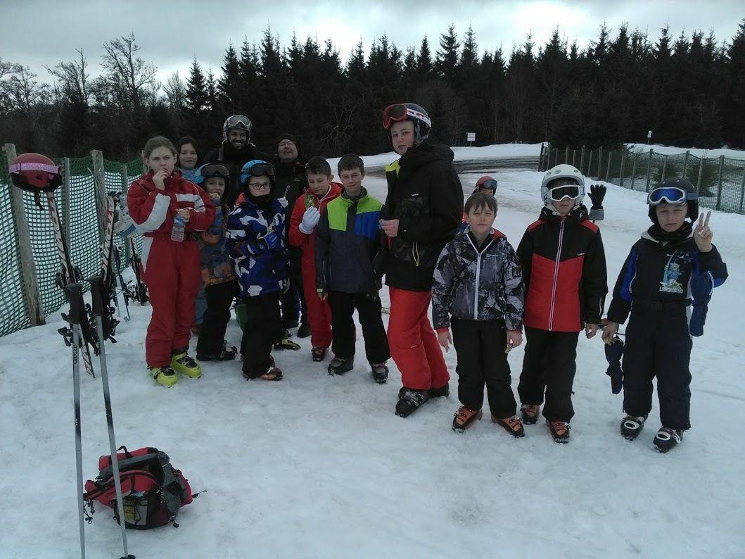 séjour ski 2018- jour 4
