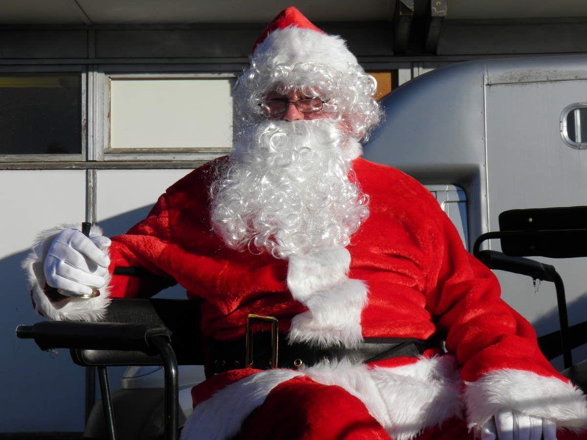 Le Père Noël.