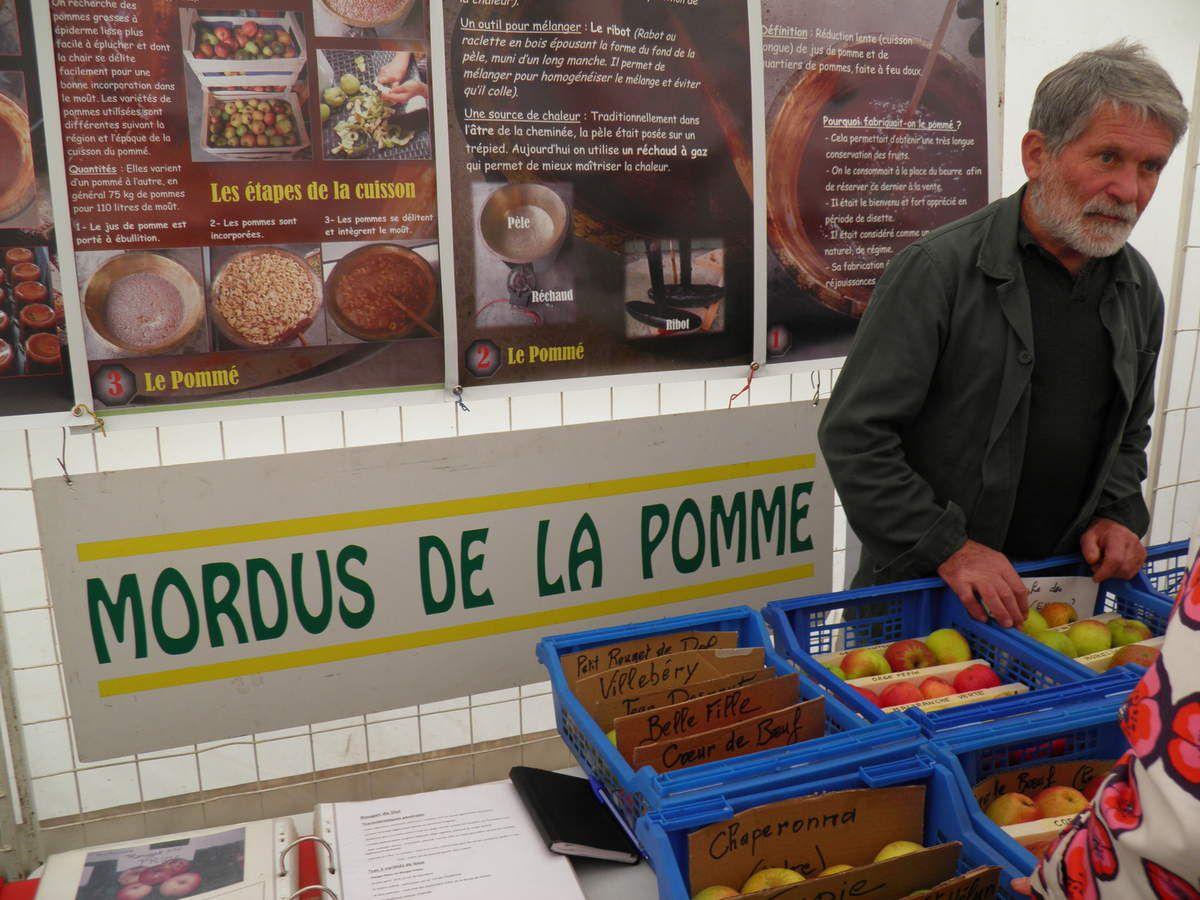 39e fête du pommé de Bazouges-la-Pérouse