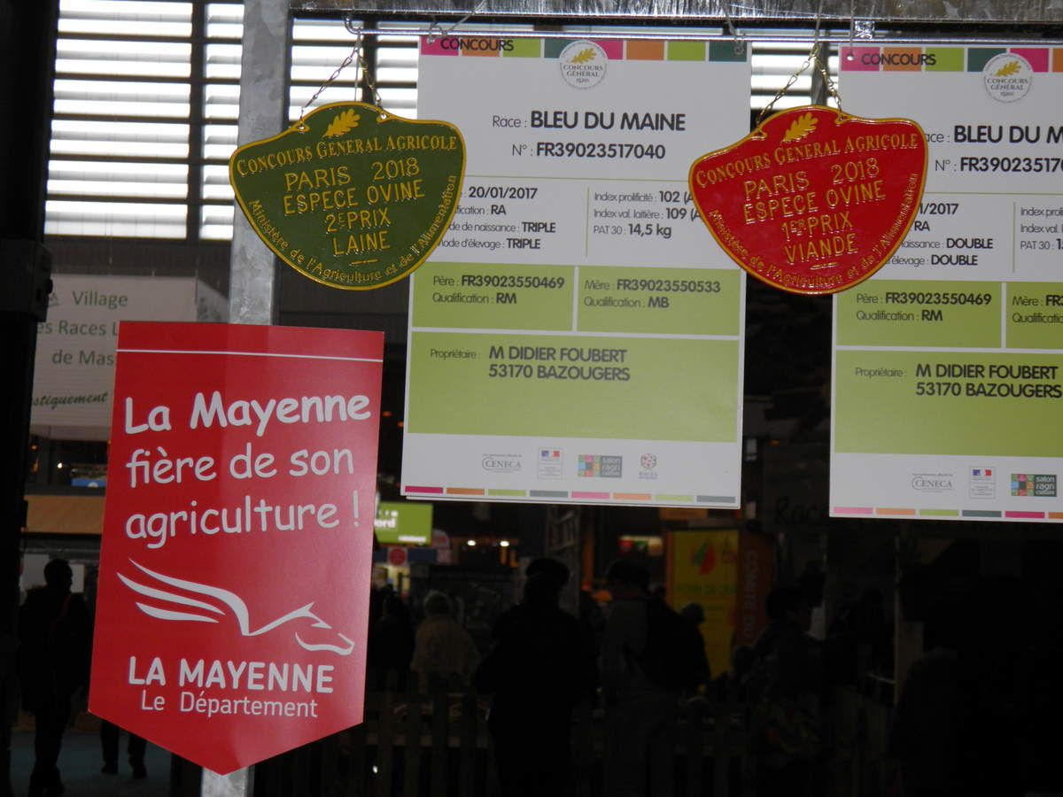 La Confrérie au Salon International de l'Agriculture de Paris