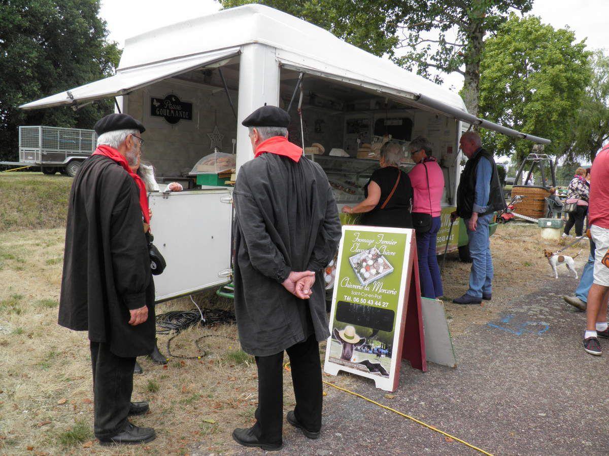 26 aout 2018 : foire-expo de Pré-en-Pail-Saint-Samson