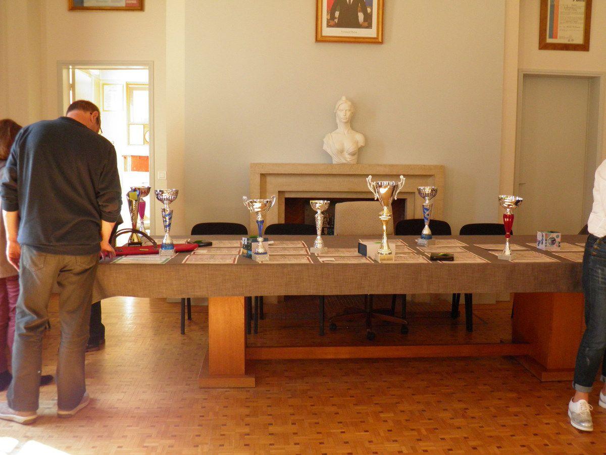 Remise des prix du 98e concours cidricole de Vimoutiers