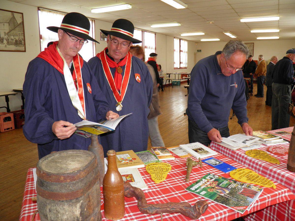 Concours 2019 : dégustation à La-Ferrière-Bochard