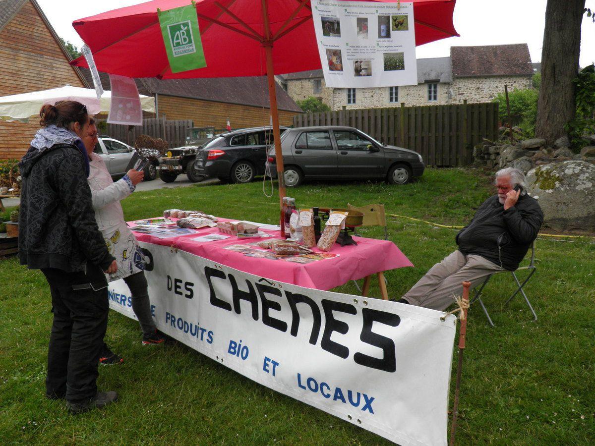 Rendez-vous champêtre de Saint-Céneri-le-Gérei le 19 mai 2019
