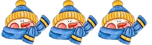 Il fait très très froid alors.......