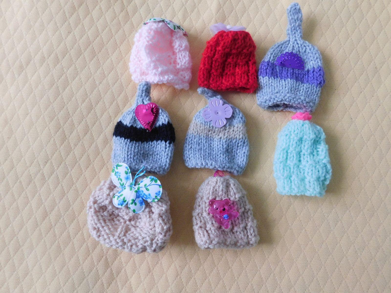 Mes bonnets de Septembre