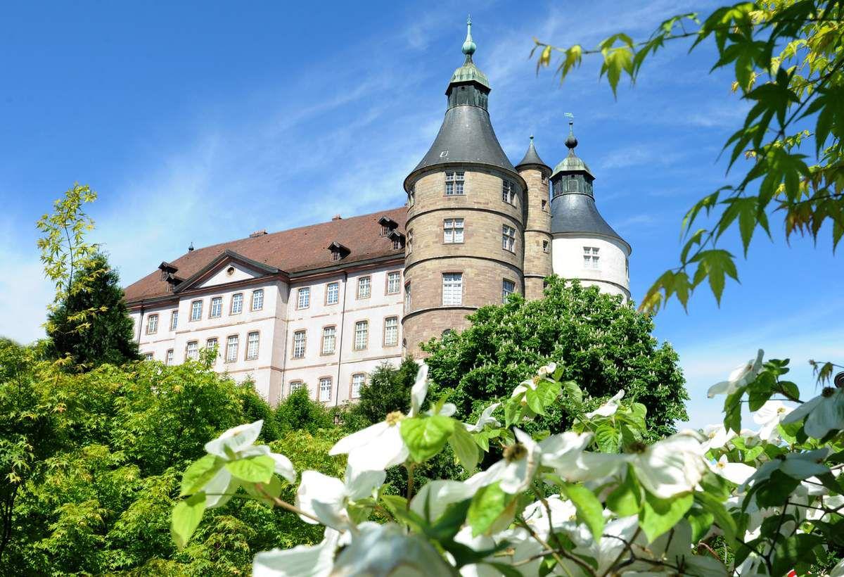 Ce château est une merveille.