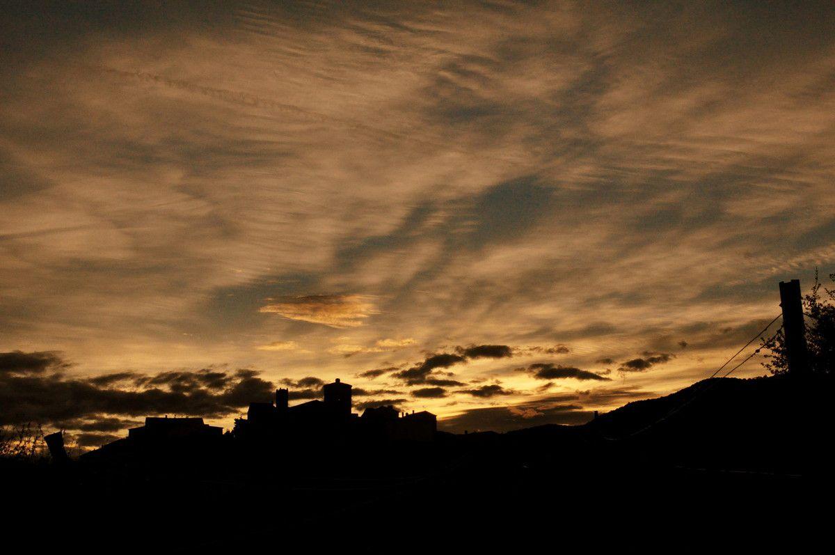 Un spectacle grandiose ciel la balade de l'Entre-Fêtes.
