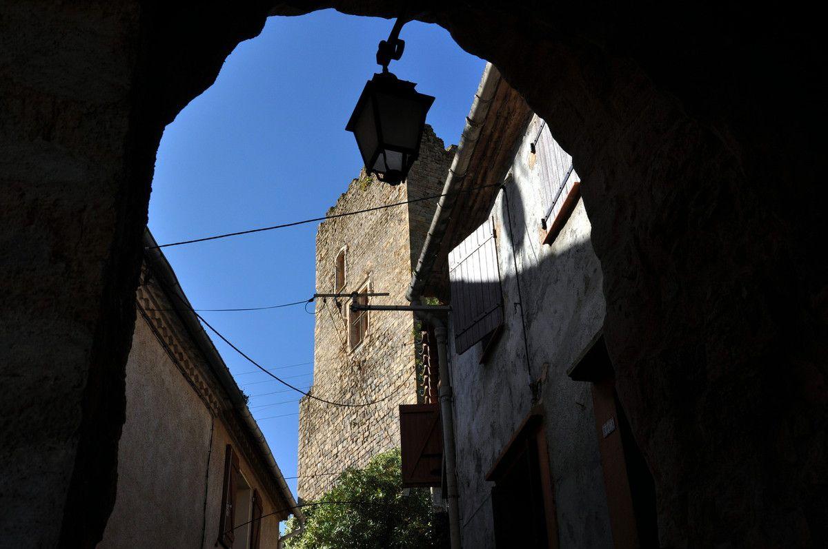 Du clocher au château