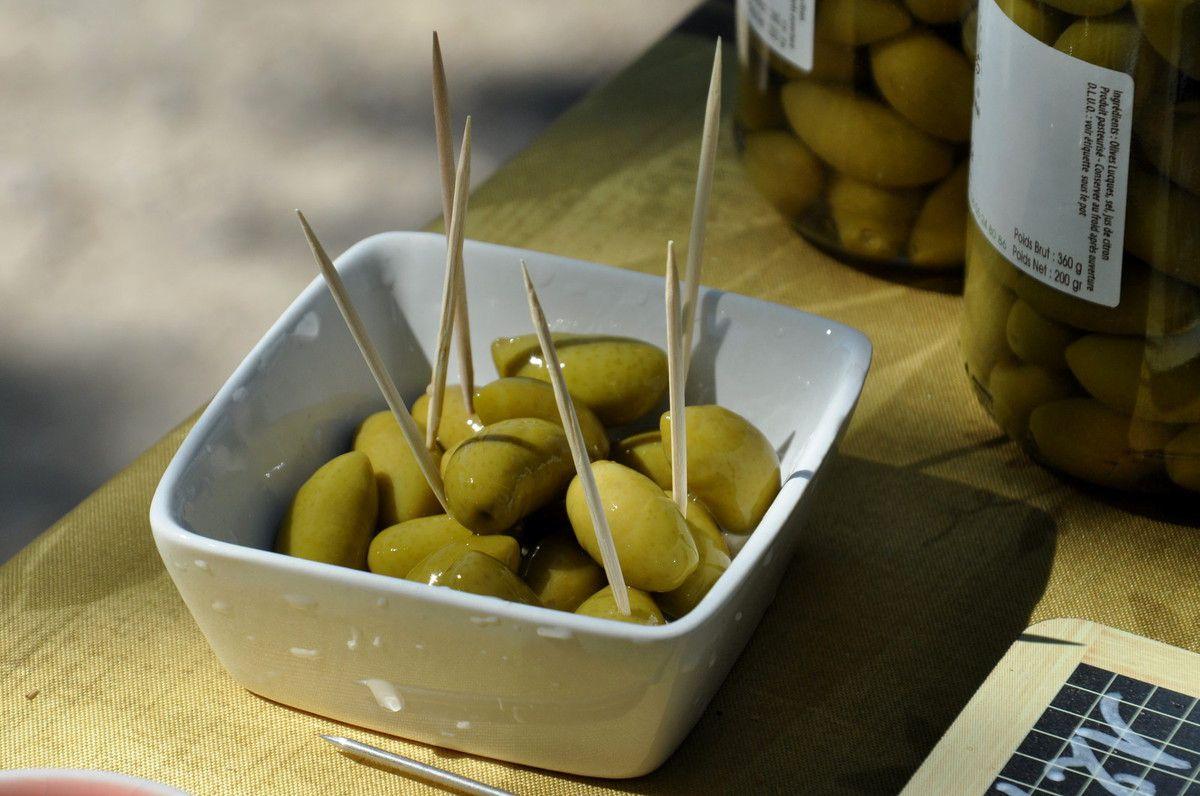 L'huile d'olive du Soler.