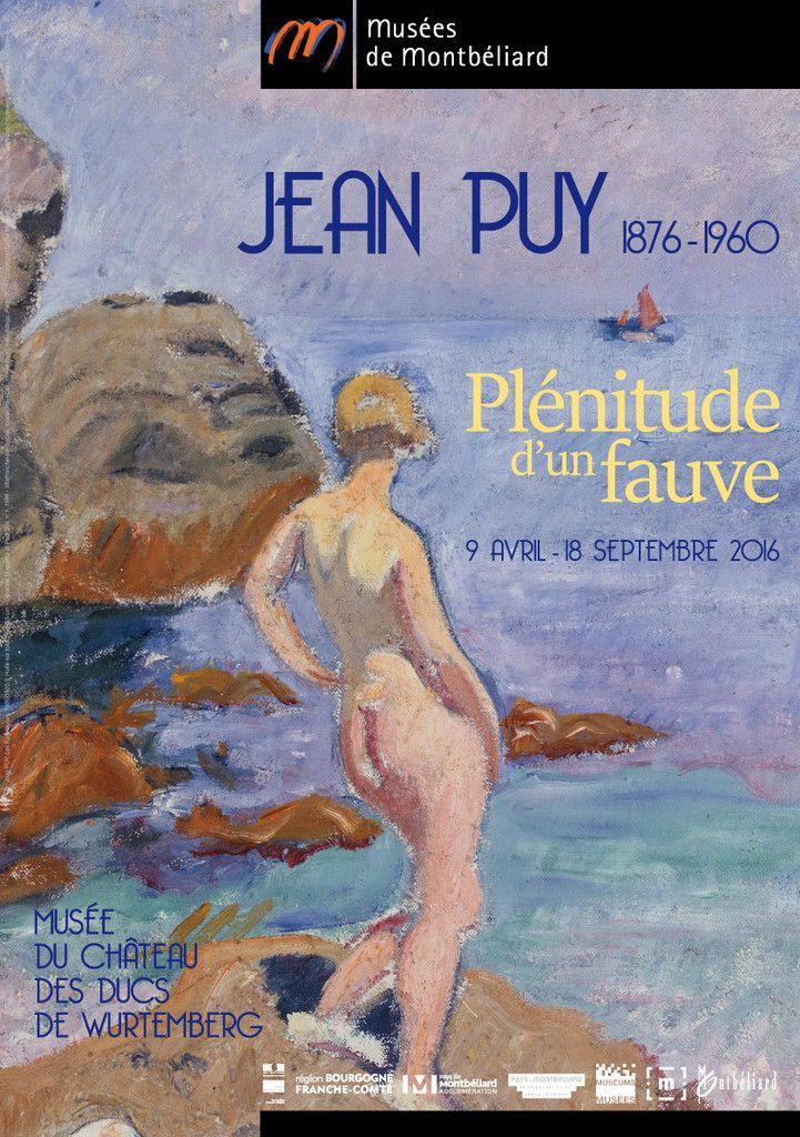 Jean Puy plénitude d'un fauve au musée du château des ducs de Wurtemberg