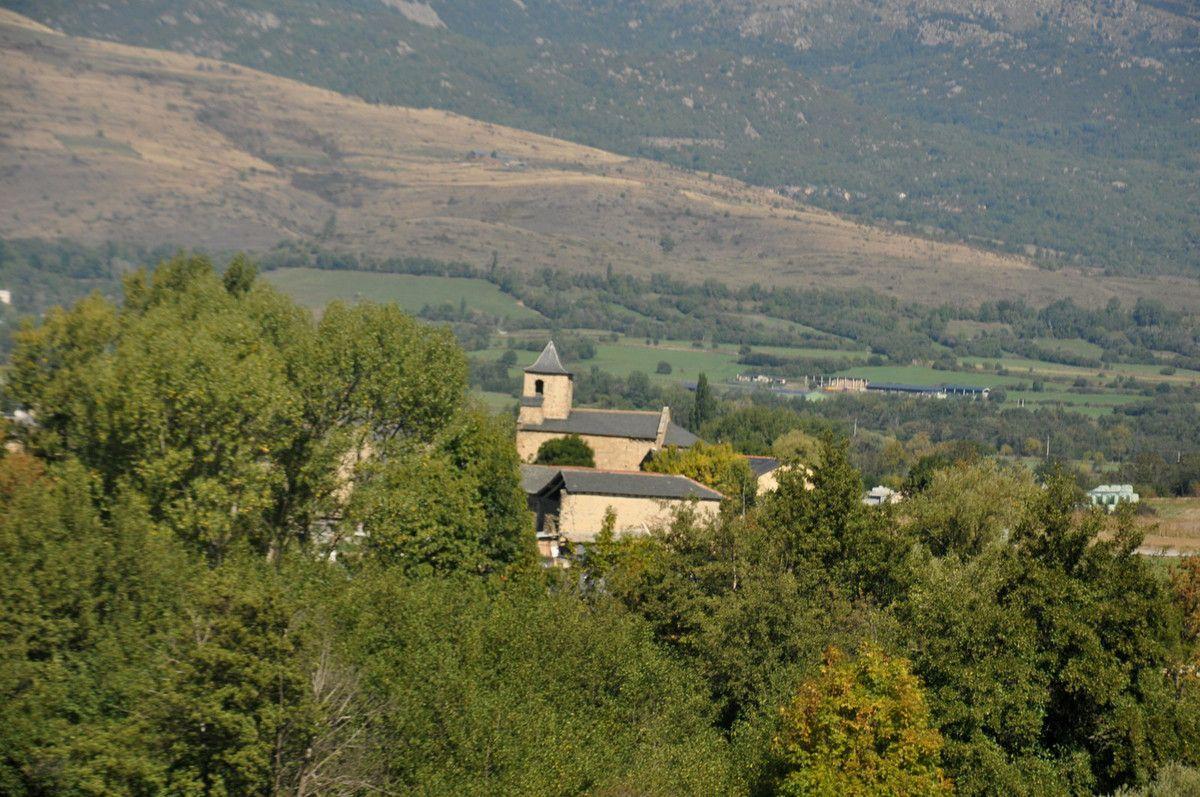 La chapelle d'Hix (bourg madame)