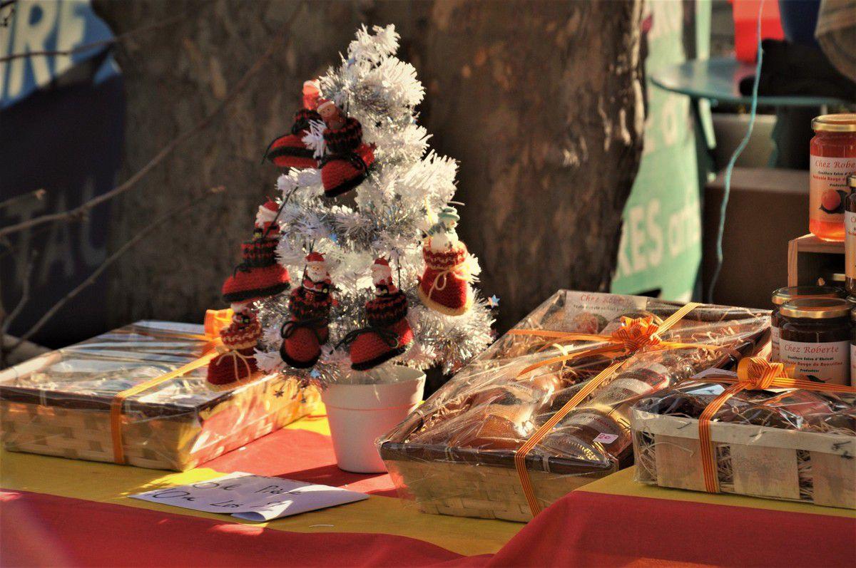 Avec les saveurs du marché de Noël