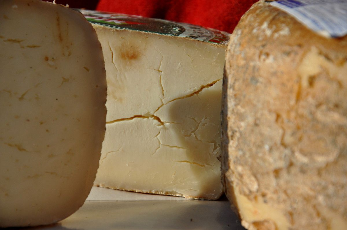 Fromages.