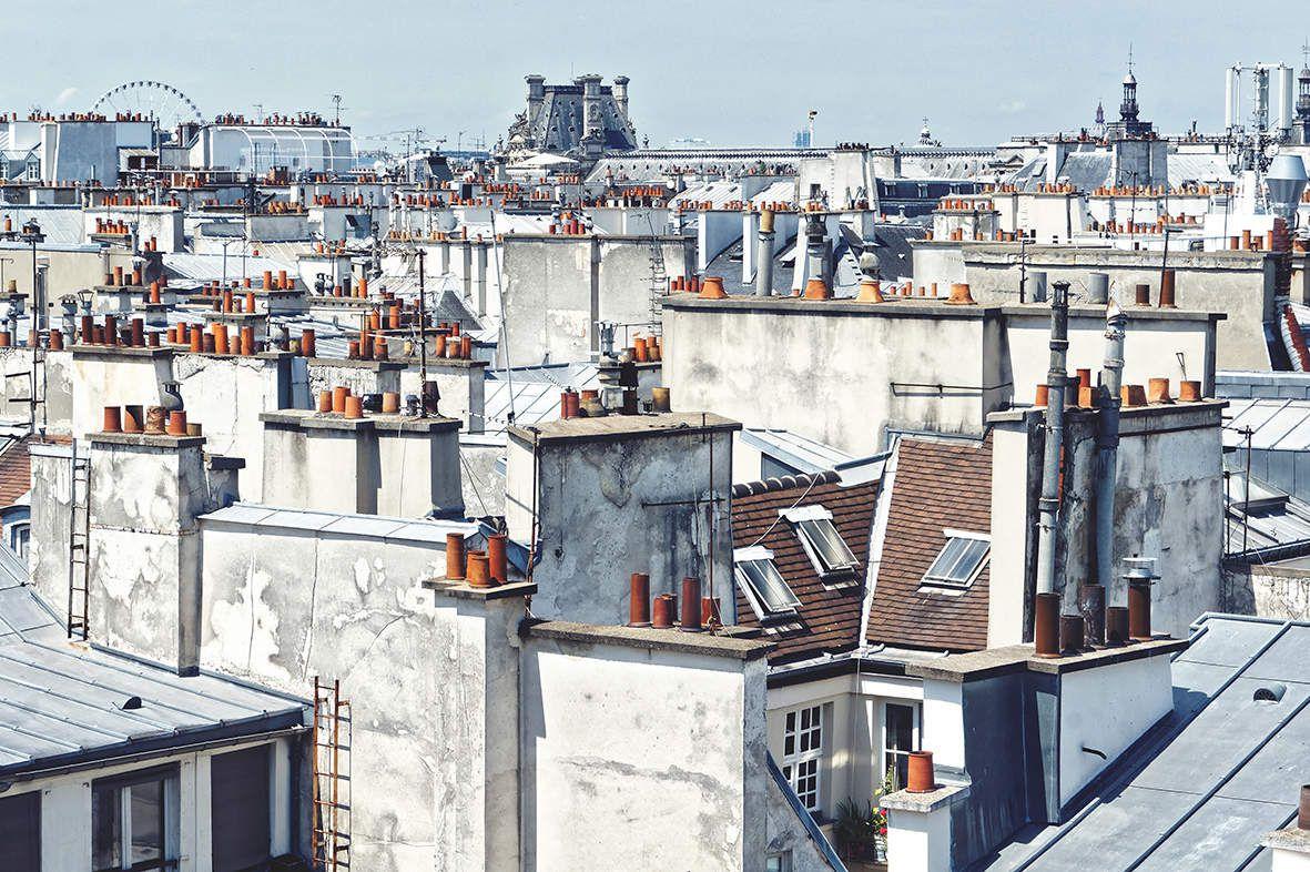 Les toits de Paris Kioro