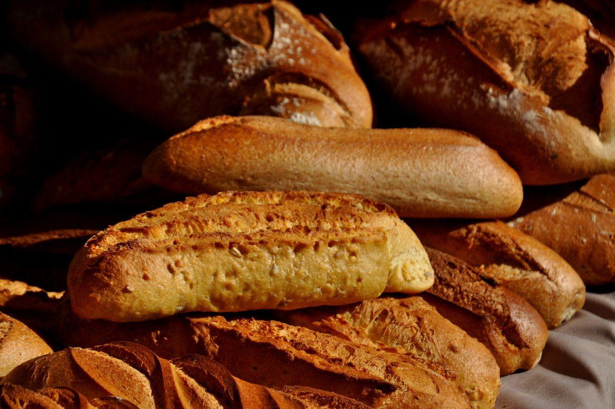 Les pains du Fournil de Chris de Corneilla la rivière ou Pézilla.