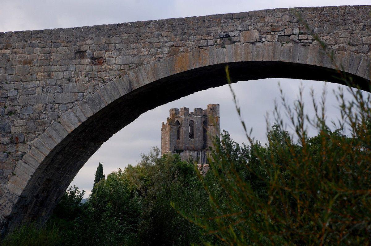 Le pont et l'église