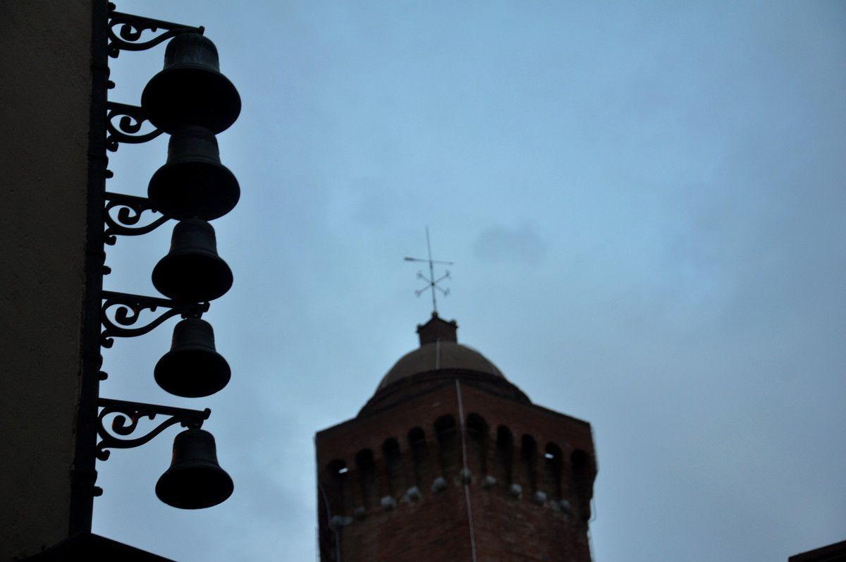 Avec les cloches