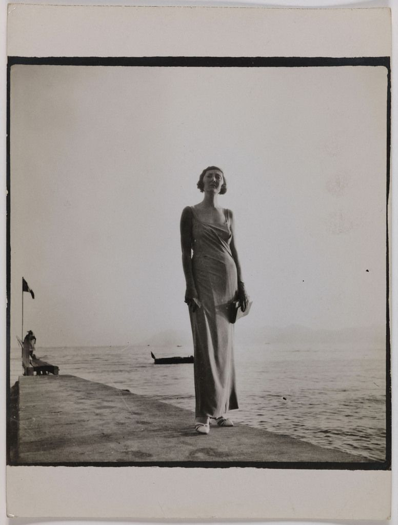Boris Lipnitzki Reportage « Côte d'Azur ». France, 1932 Tirage sur papier au gélatino-bromure d'argent Collections Roger-Viollet / BHVP
