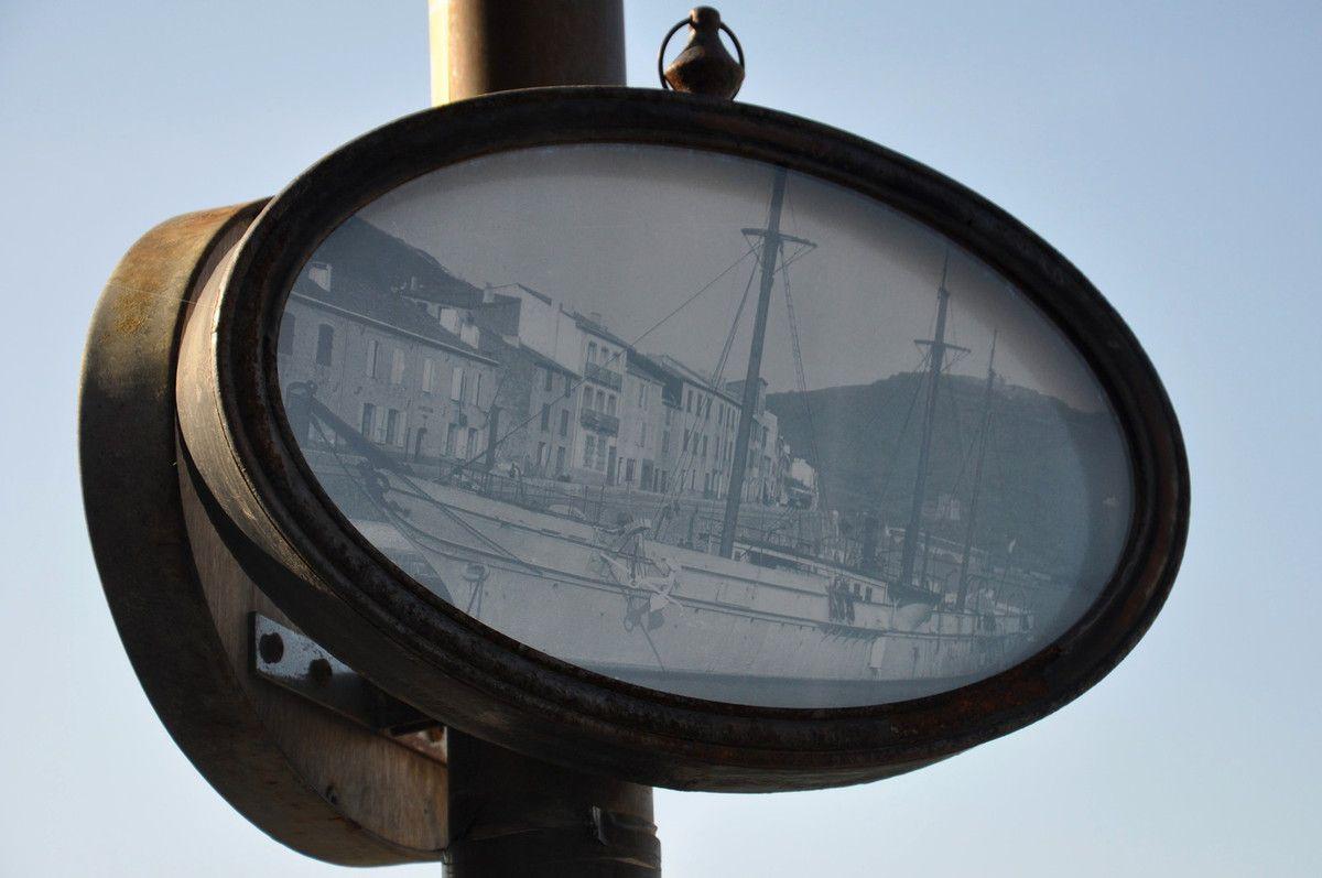 hublot, bateau, histoire.