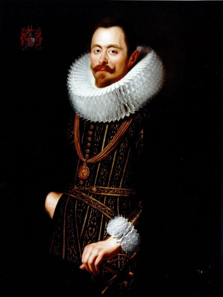 Gaspar de Crayer Portrait de Frédéric de Marselaer 1617 ? Huile sur toile, 103 x 79 cm Collection privée © Collection privée