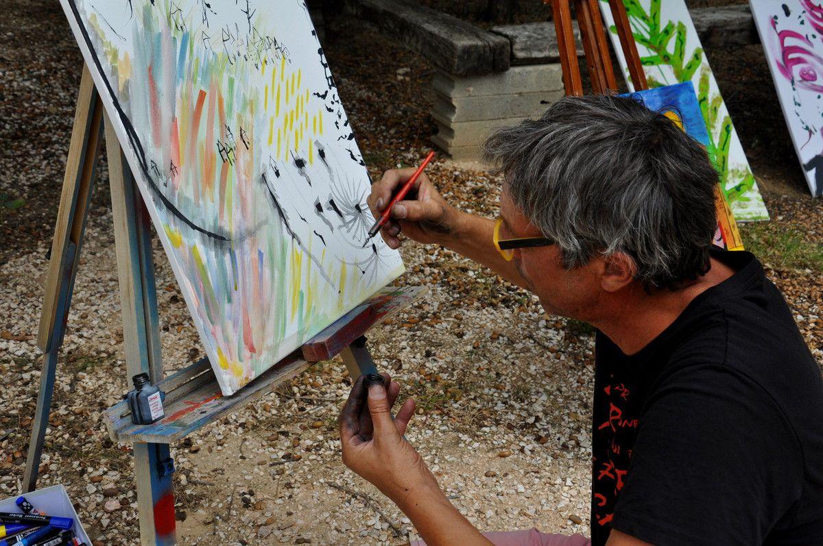 Fête aussi de la peinture ou des arts.