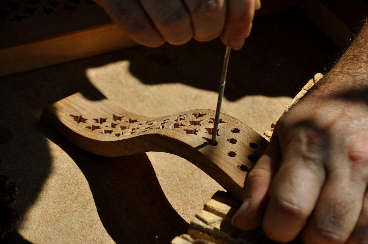Et le bois brodé du menuisier de Montner