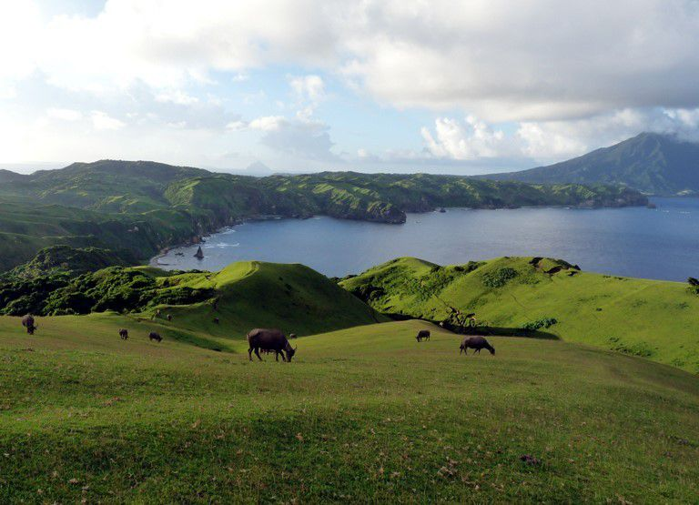 Batanes – Terres sauvages