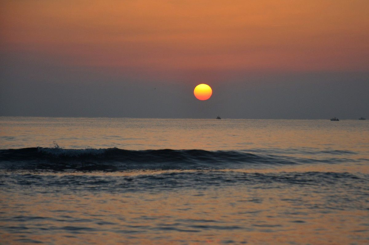 Une petite vague pour plus de beauté.