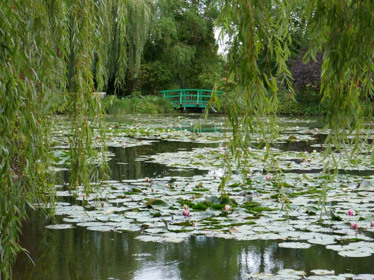 © Fondation Claude Monet Giverny - droits réservés