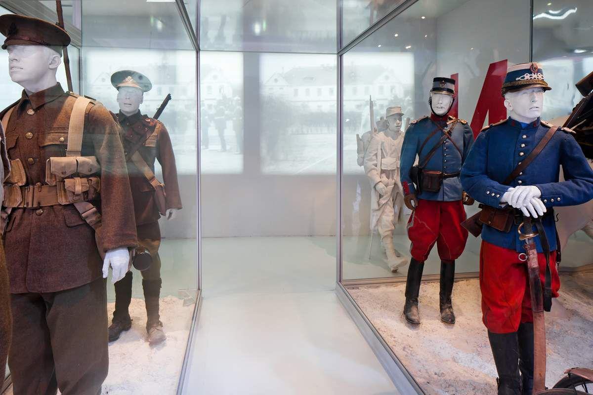 Musée de la grande-guerre Copyright Dennis de Smet 2012