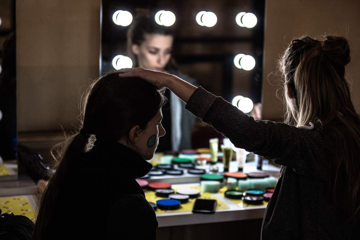Maquillage ©Collectif Image