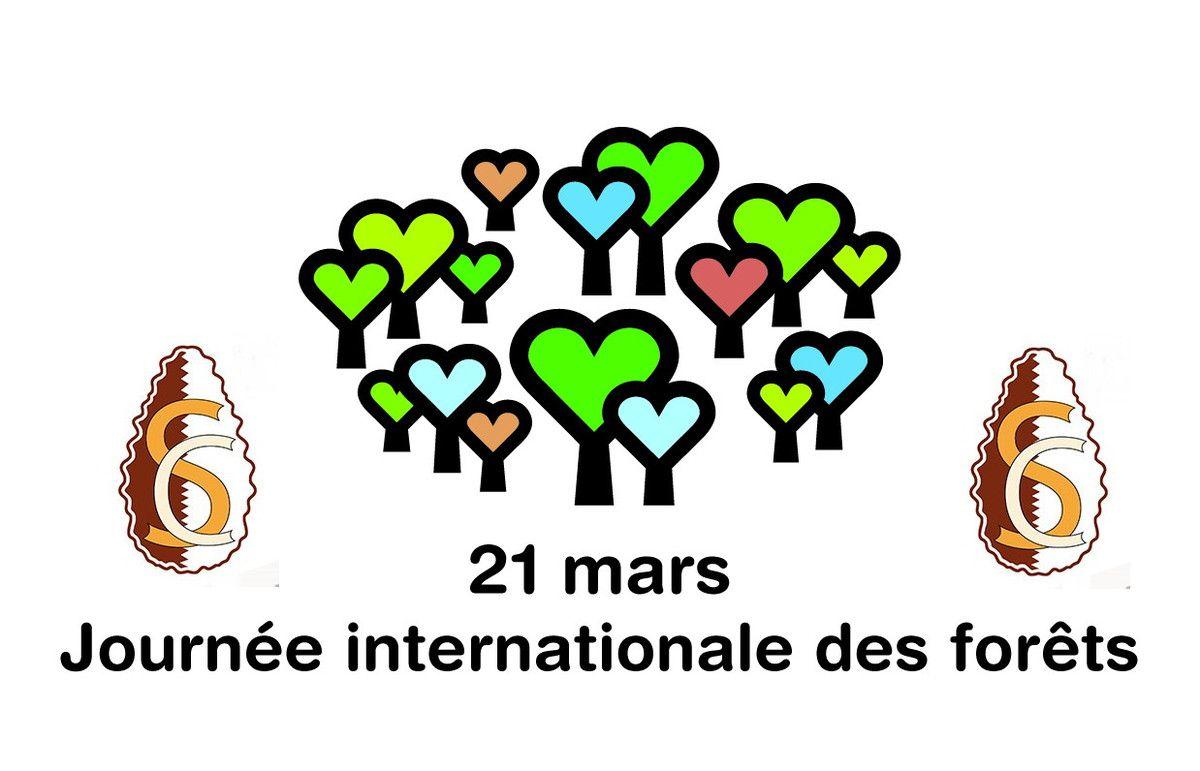A vos agendas : Journée internationale de la Forêt à Montner le 21 mars 2019