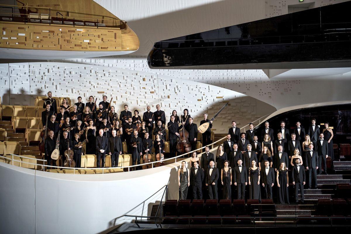 Ensemble Les Arts Florissants 2018 Philharmonie c Julien Benhamou