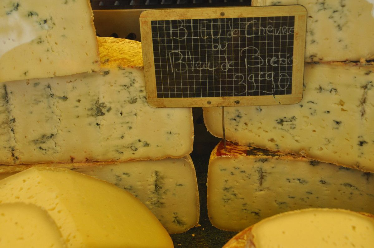 Les bons fromages