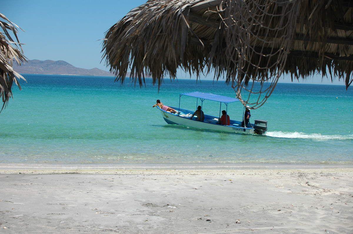 L'île Espiritu Santo - Basse Californie (Mexique)