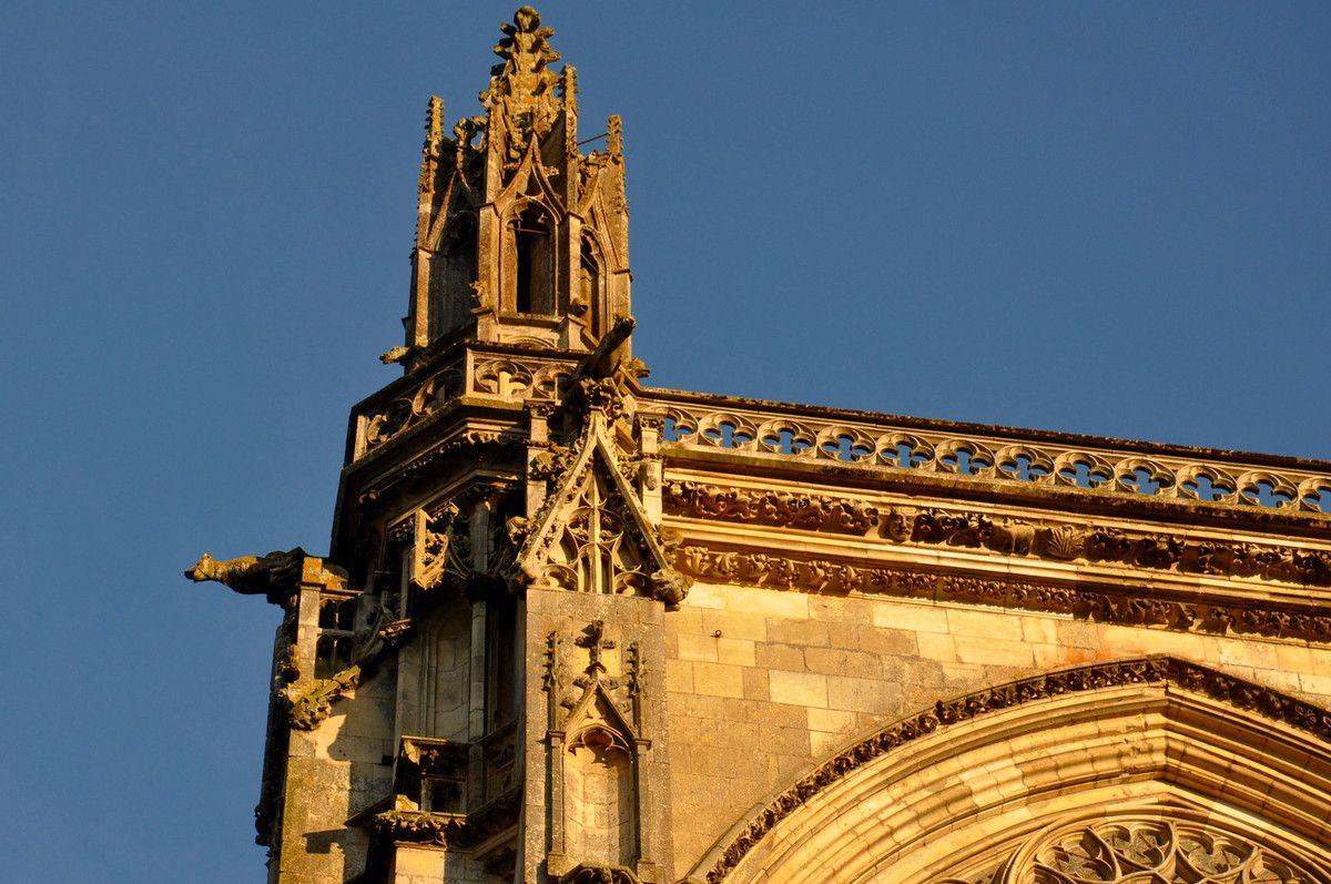 Sur les hauteurs de la cathédrale