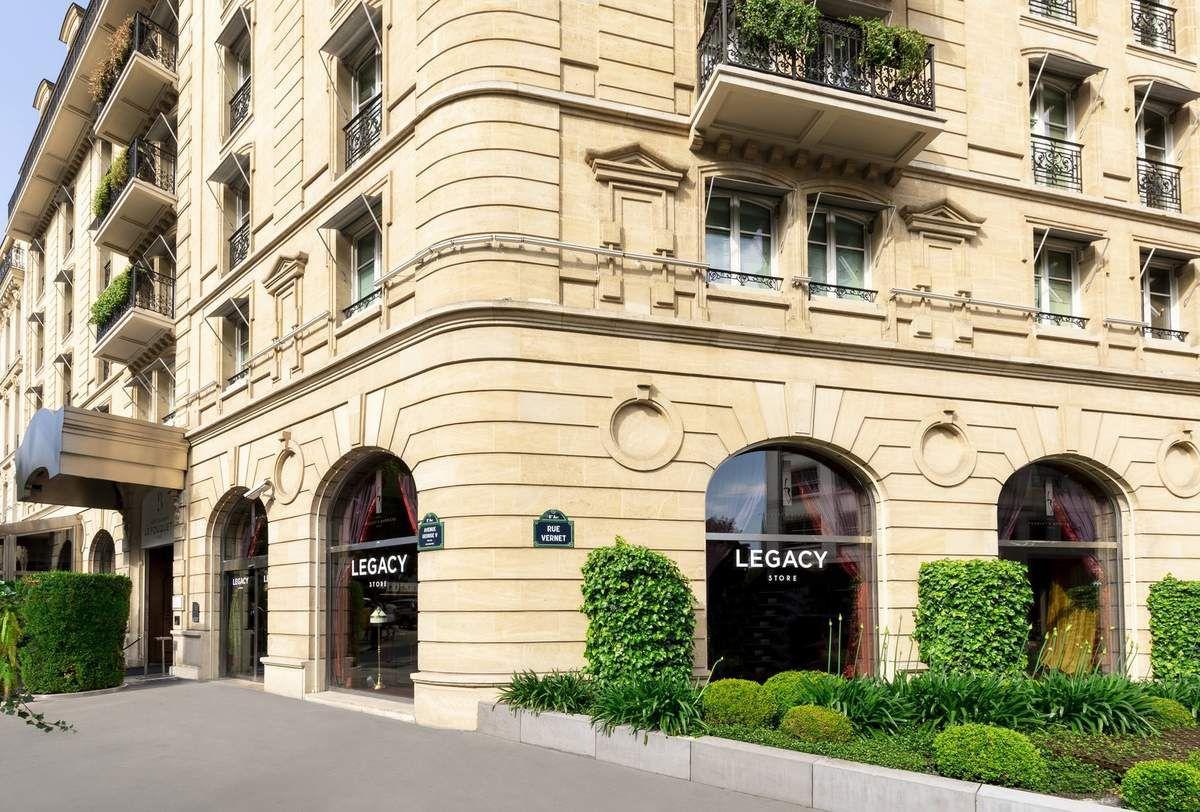Boutique Legacy Fouquets Barriere exterieur