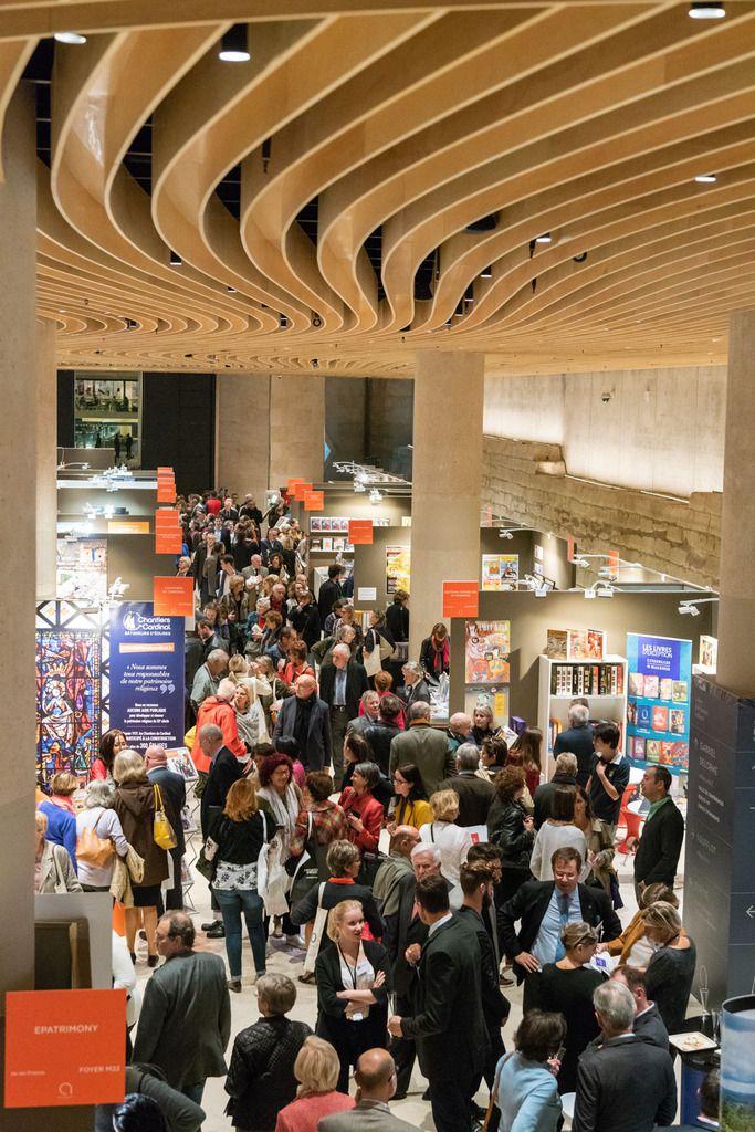 Salon International du Patrimoine Culturel du 24 au 27 octobre au Carrousel du Louvres