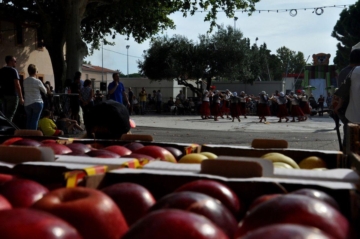 5ème fête de la châtaigne à Espira de l'Agly en 45 photos