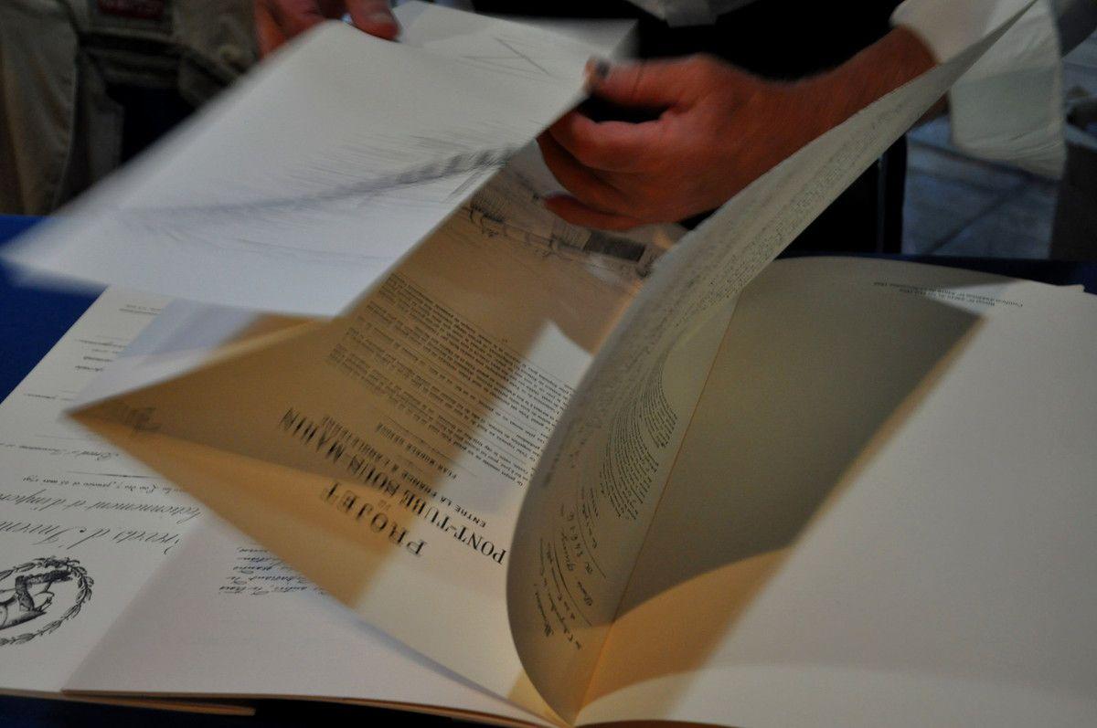 Les brevets anciens, c'est une page d'histoire qui date depuis Louis XIV