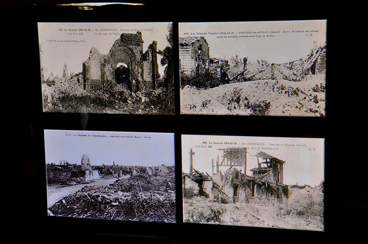 Voici le film diaporama, photo d'écran.